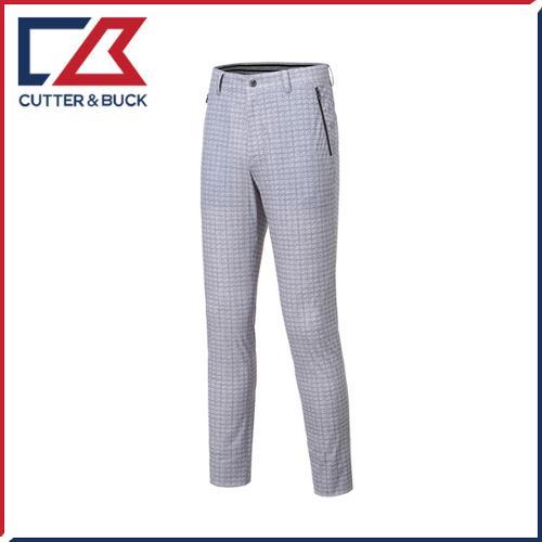 커터앤벅 남성 노턱 스판 프린팅 패턴 골프바지/팬츠 - SL-11-172-104-25