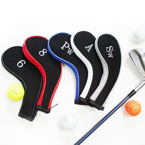 (JV)골프 아이언커버 세트