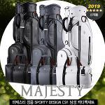마제스티 정품 SPORTY DESIGN C91 남성 캐디백세트
