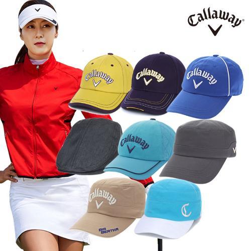 [캘러웨이] 사계절 착용 가능한 남/여 골프모자 30종 택1! 라운딩 필수 아이템