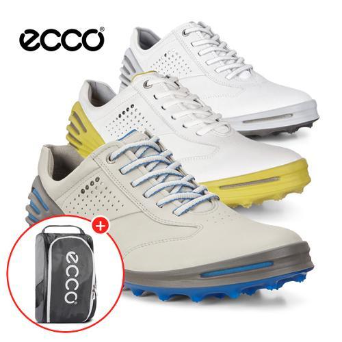 한국정품 에코 케이지 프로 남성 골프화 CAGE PRO 133004 /에코 신발가방 증정
