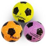 [등급A] 브랜드 혼합 축구공 무늬 로스트볼 10알 LBMIX017