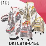 닥스 DKTCB19-015L 캐리어 캐디백세트 골프백세트 여성