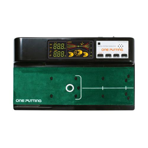 매트로 원퍼팅 OP-8000 퍼팅거리 각도 측정/음성안내