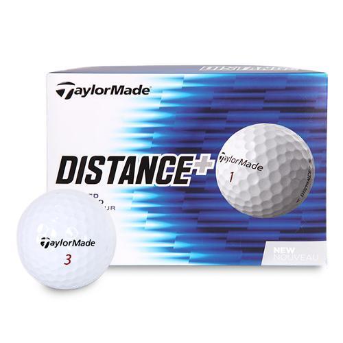 [테일러메이드] 디스턴스 플러스 골프공 (2피스/12구)