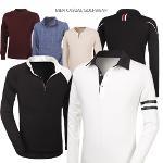 [마스터베어 外] 매일 입어도 좋아! 간절기 니트&티셔츠 6종 택일