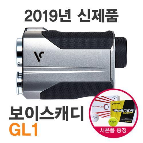 [ONE+ONE]보이스캐디 GL1 프리미엄 레이저 GPS+테일러메이드버너골프볼1DOZ