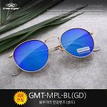 그린아이즈 GMT MPL 블루미러편광(골드) 일본산렌즈
