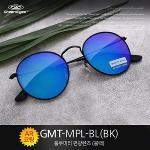 그린아이즈 GMT MPL 블루미러편광(블랙) 일본산렌즈