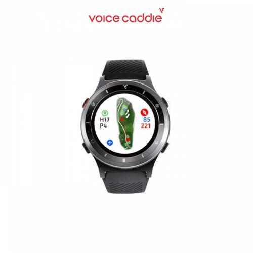 [유컴테크놀로지 정품] 2019년형 보이스캐디 T6 시계형 골프 거리측정기