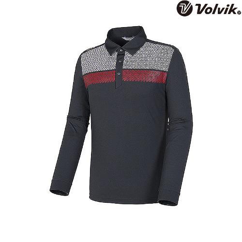 [볼빅브이닷] 남성 투블럭브이 블락킹 티셔츠 VMTSI202_CG