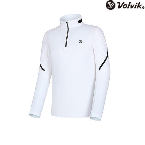 [볼빅브이닷] 남성 수알로킨 티셔츠 VMTSI205_WH