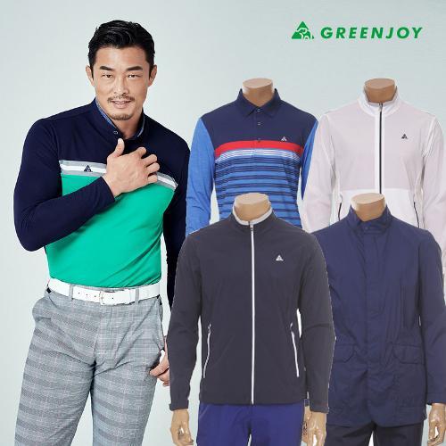 GREENJOY[그린조이] 남성 SS시즌 티셔츠/바지/점퍼 모음전