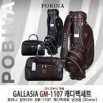 포비나 갈라시아 GM-1107 캐디백세트- 하프백 증정