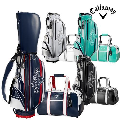 캘러웨이 정품 SOLID 솔리드 캐디백세트 골프가방