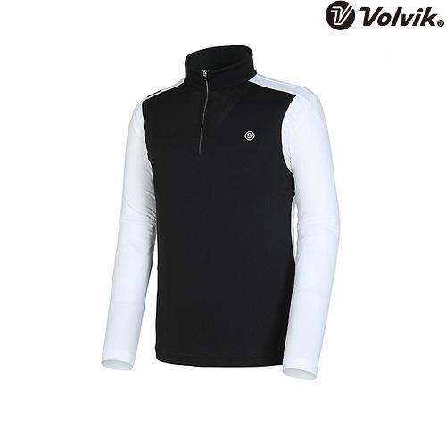 [볼빅브이닷] 남성 텔피누스 티셔츠 VMTSI203_BK