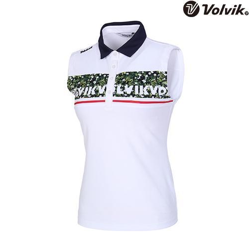 [볼빅브이닷] 여성 알티낙 티셔츠 VLTSI471_WH