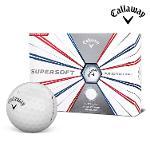 2019 캘러웨이 슈퍼소프트 골프공 12알 화이트 골프볼 CALLAWAY SUPER SOFT BALL