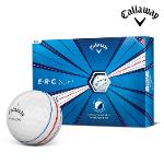 캘러웨이 ERC 소프트 골프공 12알 화이트 골프용품 필드용품
