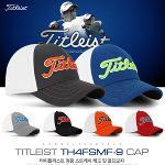 타이틀리스트 스트레치 테크 핏 골프모자 TH4FSMF-9