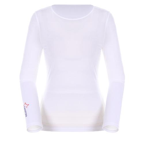 [팬텀]여성 스트레치 냉감 이너 티셔츠 22271TI953_WH