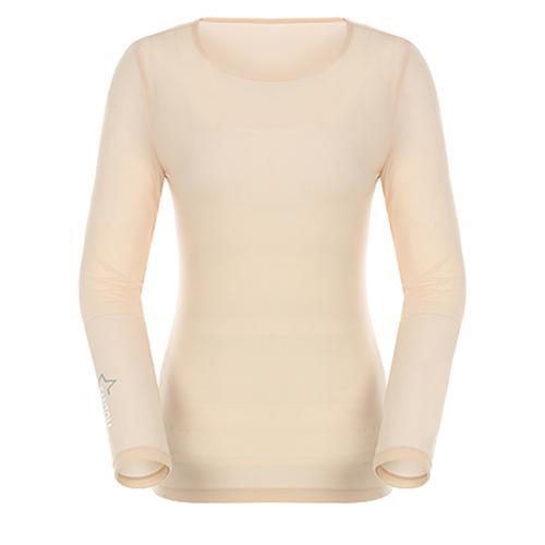 [팬텀]여성 라운드 베이스레이어 티셔츠 22271TI953_BG