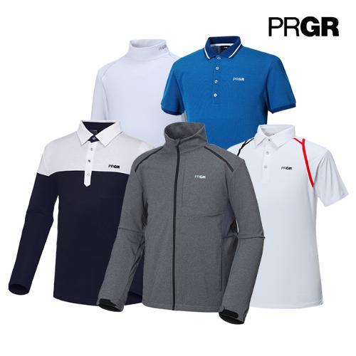 [PRGR] 프로기어 티셔츠/자켓 모음 21,000원~ _GA