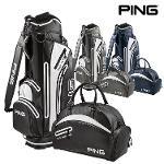 2019 핑골프 스포티 레오 골프백세트 PING GOLF CADDIE BAG SET 골프가방 골프백 골프용품 필드용품