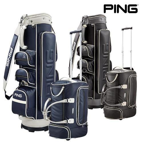 핑골프 SC 어뉴 캐디백 세트 골프가방 골프용품 필드용품 PING GOLF CADDIE BAG SET