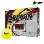 2019 스릭슨 제트스타6 XV 골프공 12알 옐로우볼 골프용품 필드용품 SRIXON Z STAR XV GOLF BALL
