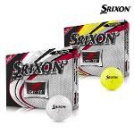 스릭슨 제트스타6 XV 골프공 12알 화이트볼 옐로우볼 골프용품 필드용품 SRIXON Z STAR XV GOLF BALL