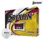 2019 스릭슨 제트스타6 골프공 12알 화이트볼 골프용품 필드용품 SRIXON Z STAR GOLF BALL