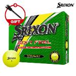 2019 스릭슨 소프트 필 11 골프공 12알 옐로우볼 골프용품 필드용품 SRIXON SOFT FEEL GOLF BALL