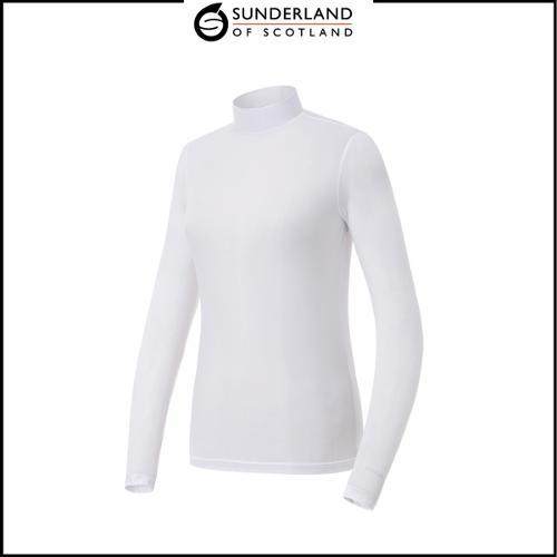 [시즌특가]선덜랜드 여성 스판 기능성 냉감티셔츠 - 16922IW21