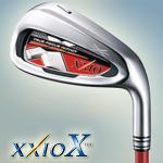 [해외구매대행]XXIO X 10 5 개 세트 (# 6-9.PW) 레드 컬러  NSPRO 870GH DST for XXIO 스틸 샤프트