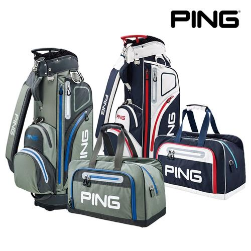 2019 핑골프 스포티 유스 캐디백 세트 골프가방 골프용품 필드용품 PING GOLF CADDIE BAG SET