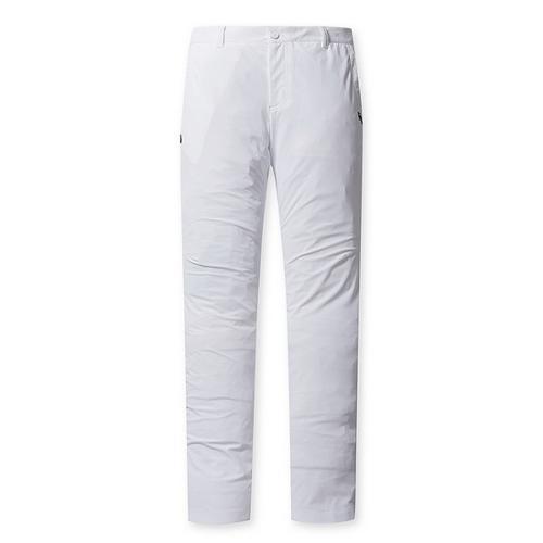 [파리게이츠]남성 백포켓 로고 포인트 팬츠 51292PT931_WH