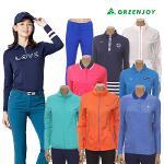 GREENJOY[그린조이] 여성 봄 골프의류 총집합 모음 바지/티셔츠/점퍼