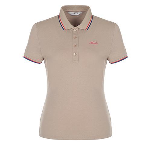 [팬텀]여성 배색라인포인트 심플 티셔츠 22242TO952_BG