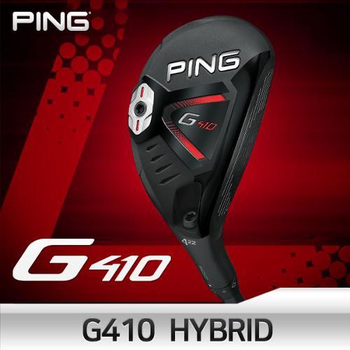 핑 PING 2019 G410 하이브리드 유틸리티우드 남성
