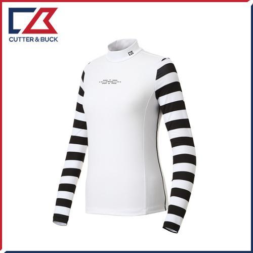 커터앤벅 여성 스판 긴팔티셔츠 - PB-11-191-201-09