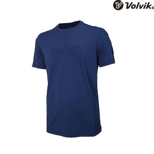 [볼빅브이닷] 남성 골프 기본 티셔츠 VMTSH311_NA