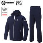 [클리브랜드골프] 파워스트레치 남성 골프 비옷세트/골프바지/골프자켓/골프웨어_CGKMJP900