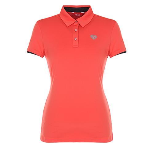 [팬텀]여성 스트레치 슬림 반팔 티셔츠 22272TO952_CO