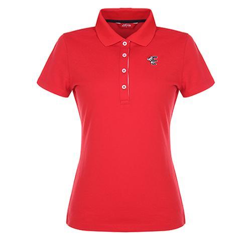[팬텀]여성 캐주얼 패턴카라 반팔 티셔츠 22272TO951_RE