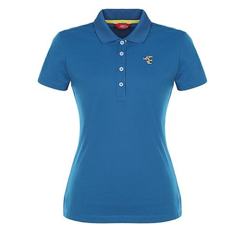 [팬텀]여성 캐주얼 패턴카라 반팔 티셔츠 22272TO951_TQ