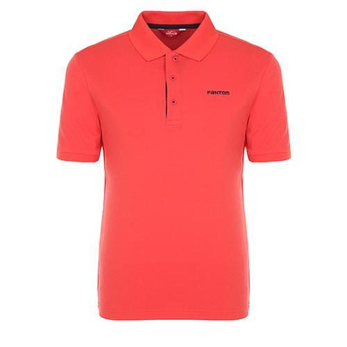 [팬텀]남성 베이직 패턴카라 반팔 티셔츠 21272TO901_CO