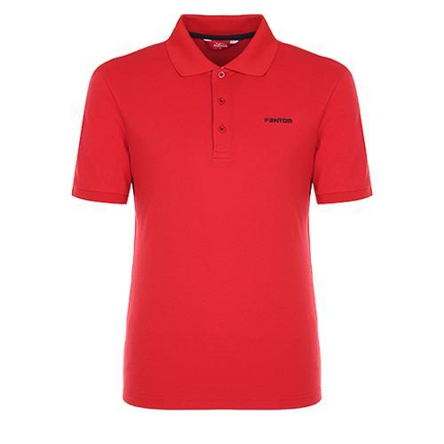 [팬텀]남성 베이직 패턴카라 반팔 티셔츠 21272TO901_RE