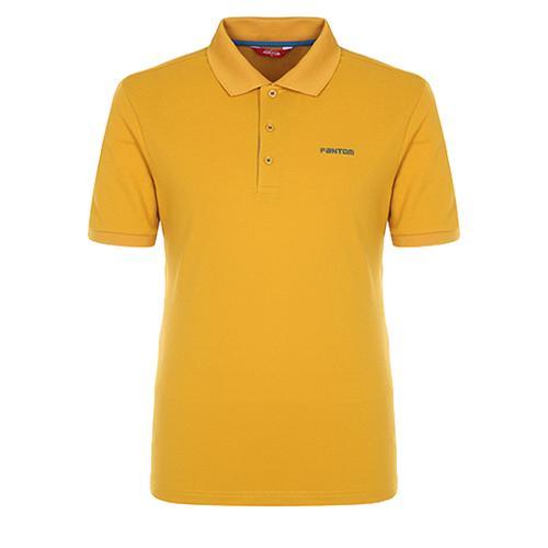 [팬텀]남성 베이직 패턴카라 반팔 티셔츠 21272TO901_MS
