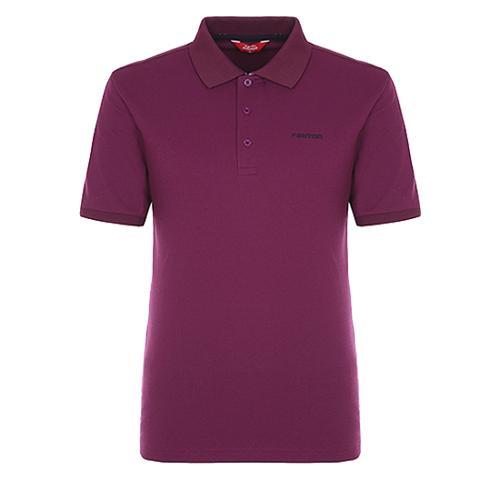 [팬텀]남성 베이직 패턴카라 반팔 티셔츠 21272TO901_VO